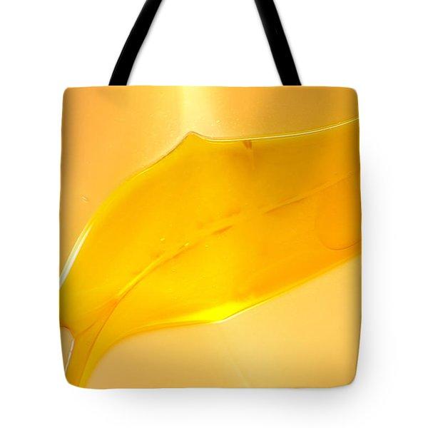 Fishhooks of Light Tote Bag by Omaste Witkowski
