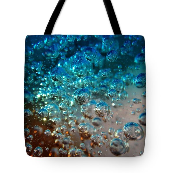 Fizzin Tote Bag by Joseph Baril