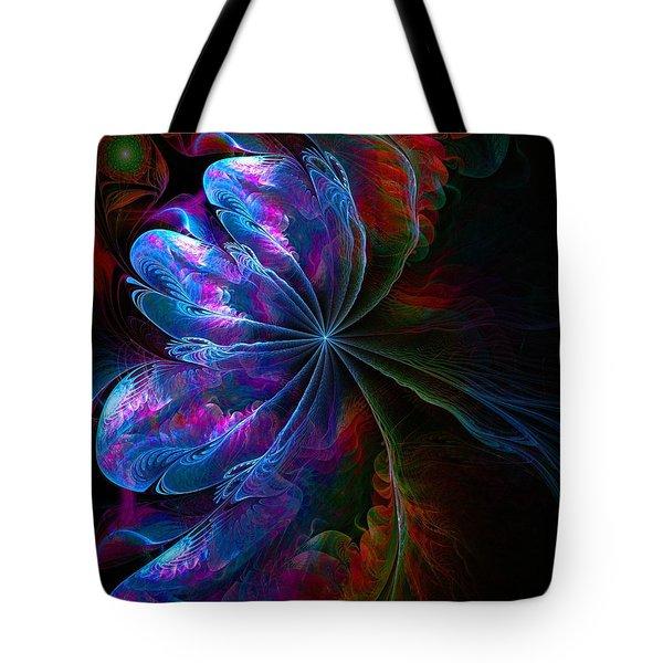 Flamenco Tote Bag by Amanda Moore
