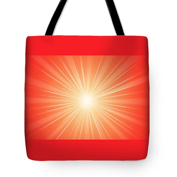 Flash 2 Tote Bag by Philip Ralley