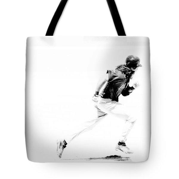 Flash Tote Bag by Karol  Livote