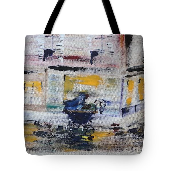 Fleeting Time Tote Bag by PainterArtist FIN