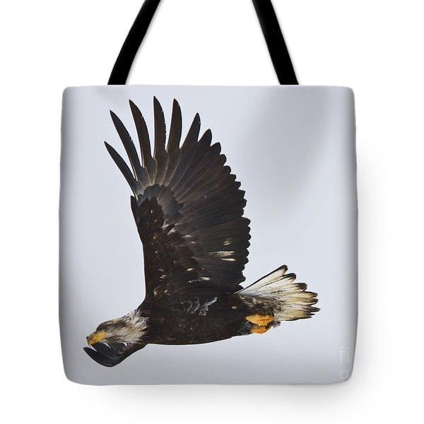 Flight Tote Bag by Mike  Dawson