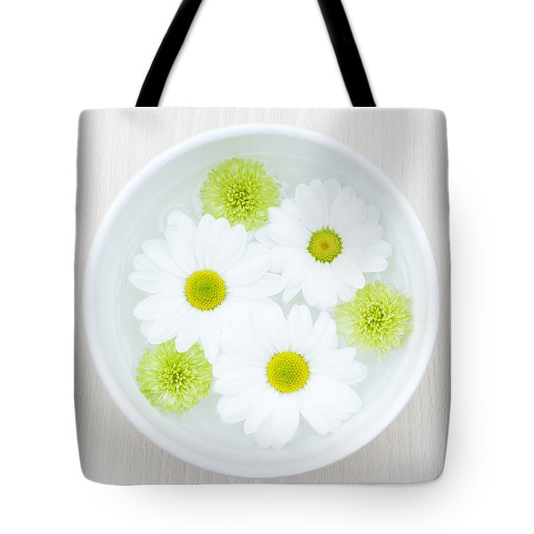 Floating Tote Bag by Anne Gilbert