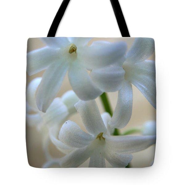 Floral Design Tote Bag by Neal  Eslinger