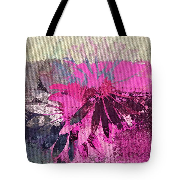 Floral Fiesta - s31at01b Tote Bag by Variance Collections