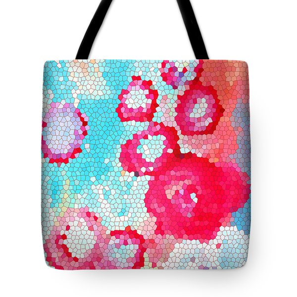 Floral IIi Tote Bag by Patricia Awapara