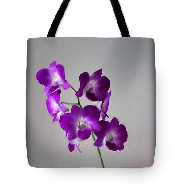 floral Tote Bag by Tom Prendergast