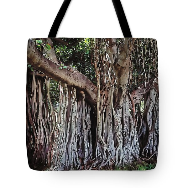 Flow Tote Bag by Terry Reynoldson