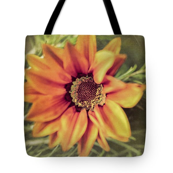 Flower Beauty I Tote Bag by Marco Oliveira