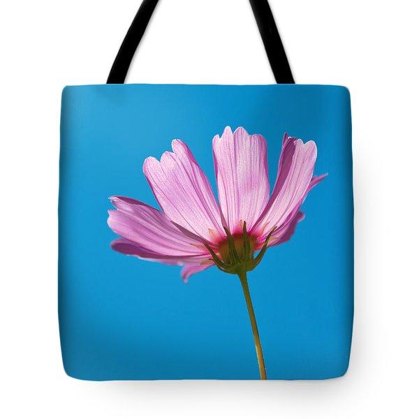 Flower - Growing Up In Philadelphia Tote Bag by Mike Savad