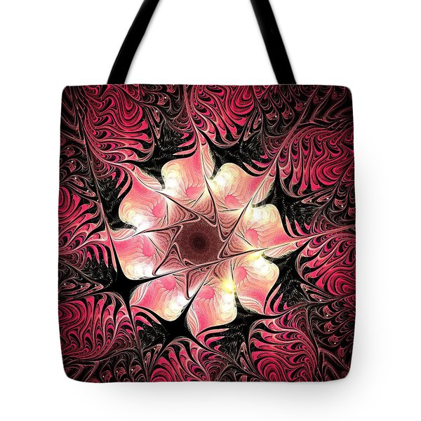 Flower Scent Tote Bag by Anastasiya Malakhova