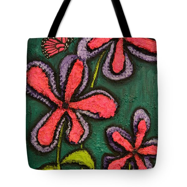 Flowers 4 Sydney Tote Bag by Shawn Marlow