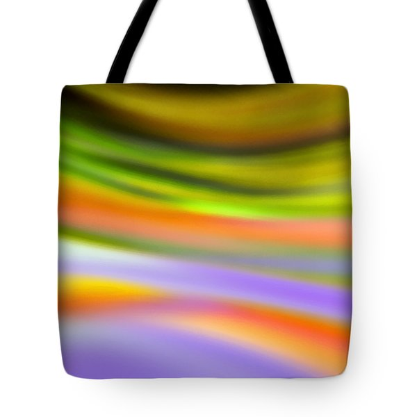 Flowing With Life 20 Tote Bag by Angelina Vick
