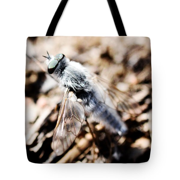 Fly Tote Bag by Toppart Sweden