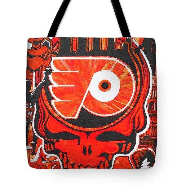 Flyer Love Tote Bag by Kevin J Cooper Artwork