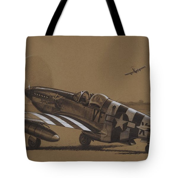 Flying Dutchman Tote Bag by Wade Meyers