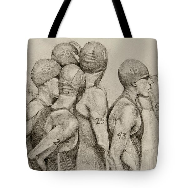 Focus Tote Bag by Jani Freimann