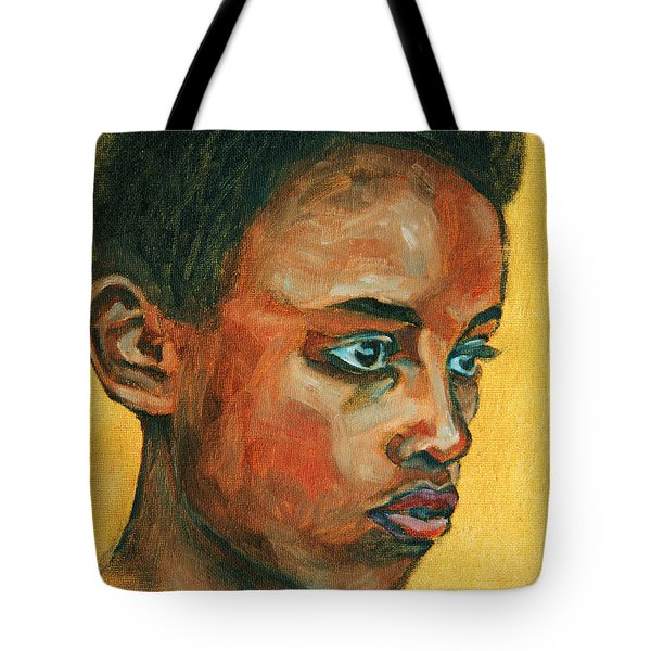 Focus Tote Bag by Xueling Zou