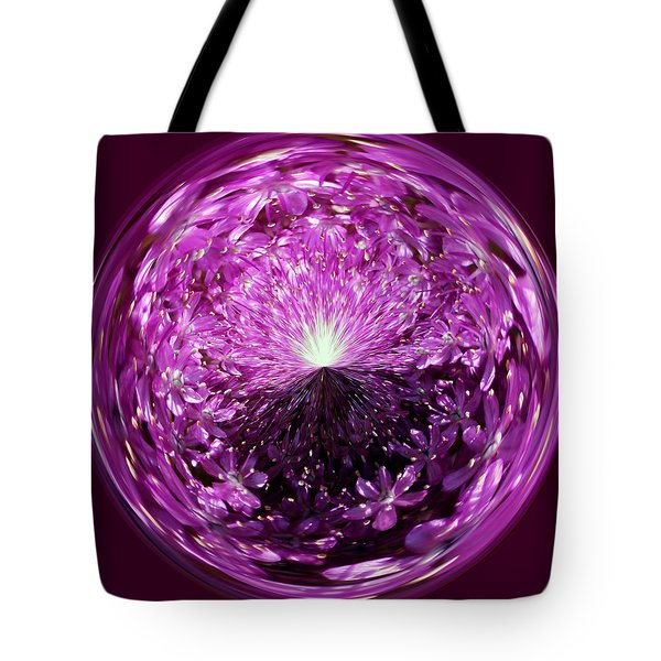 Follow The Light Tote Bag by Cynthia Guinn