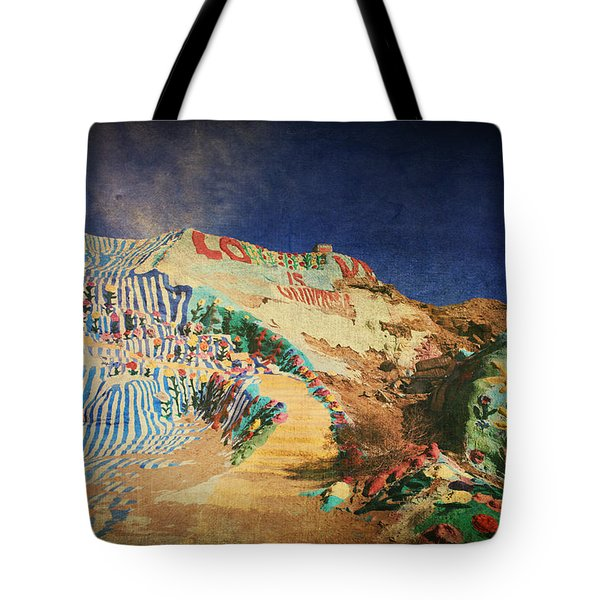 Follow the Yellow Brick Road Tote Bag by Laurie Search
