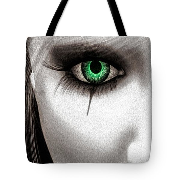Fool Tote Bag by Bob Orsillo