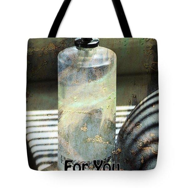 For Daddy Tote Bag by Randi Grace Nilsberg