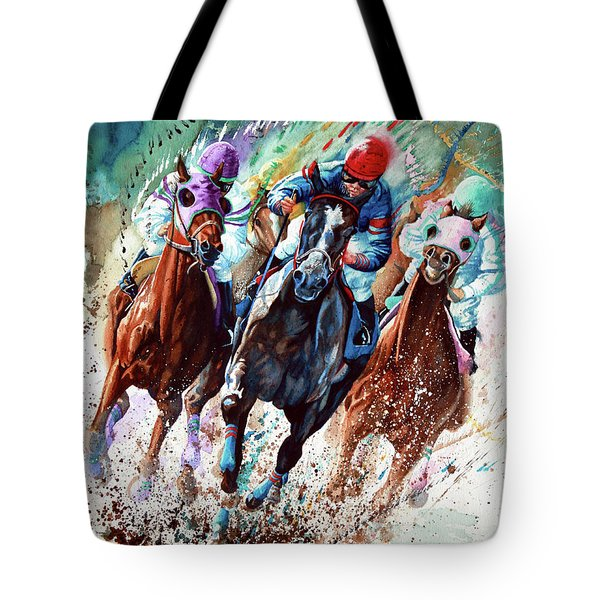 For The Roses Tote Bag by Hanne Lore Koehler