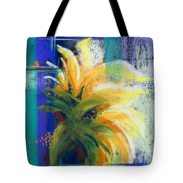 For Those Who Wait Tote Bag by Tracy L Teeter