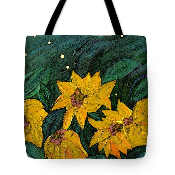 For Vincent By Jrr Tote Bag by First Star Art