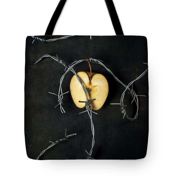 Forbidden Fruit Tote Bag by Joana Kruse