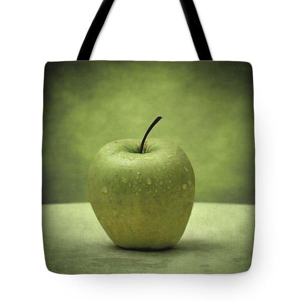 Forbidden fruit Tote Bag by Taylan Soyturk