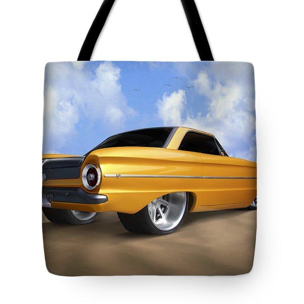 Ford Falcon Tote Bag by Mike McGlothlen