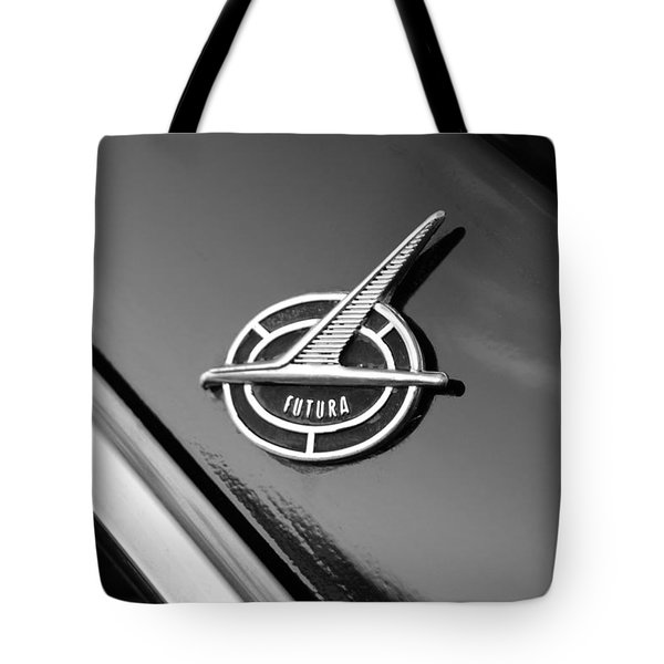 Ford Futura Tote Bag by David Lee Thompson