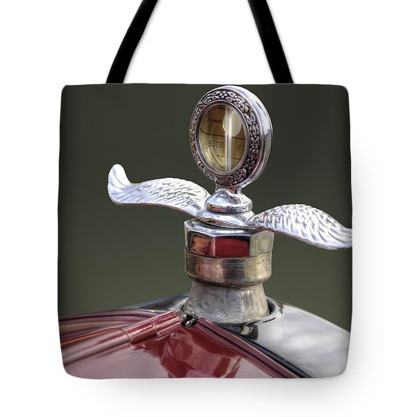 Ford Modell T Ornament Tote Bag by Heiko Koehrer-Wagner
