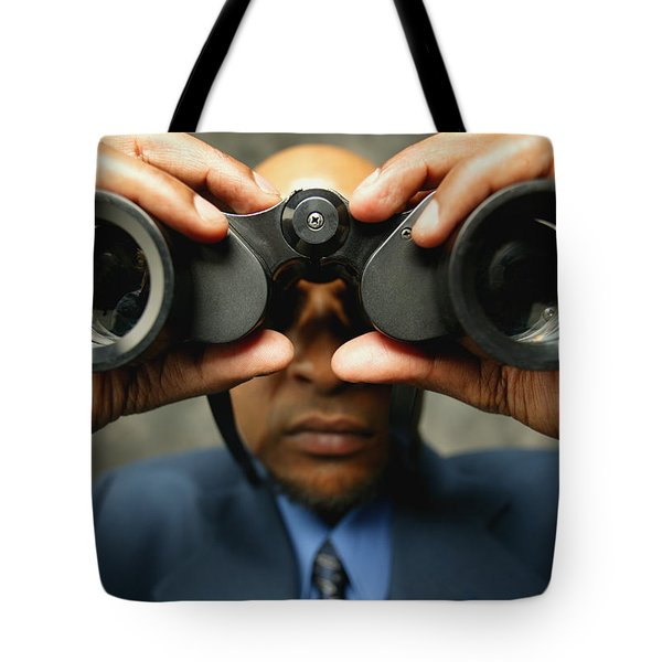 Foresight Tote Bag by Darren Greenwood
