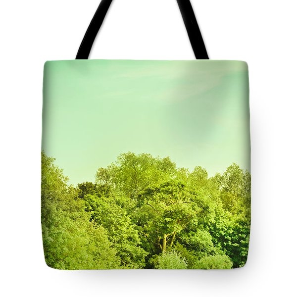 Forest Tote Bag by Tom Gowanlock