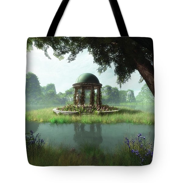 Forever Summer Tote Bag by Melissa Krauss