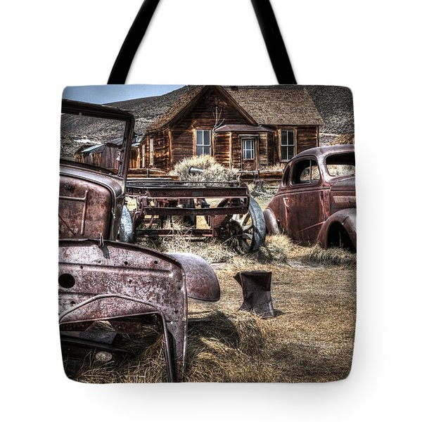 Forgoten Tote Bag by Eduard Moldoveanu