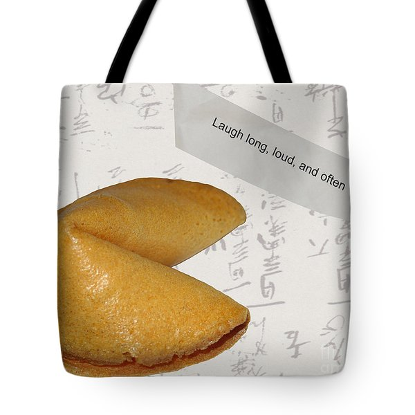 Fortune 1 Tote Bag by Cheryl Young