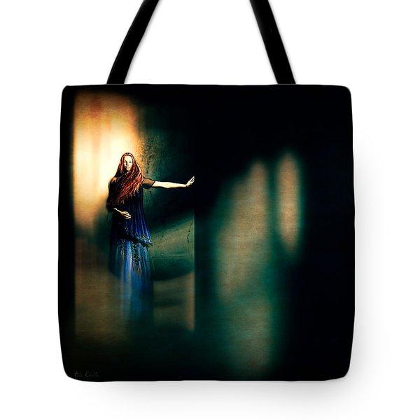 Fortune Teller Tote Bag by Bob Orsillo
