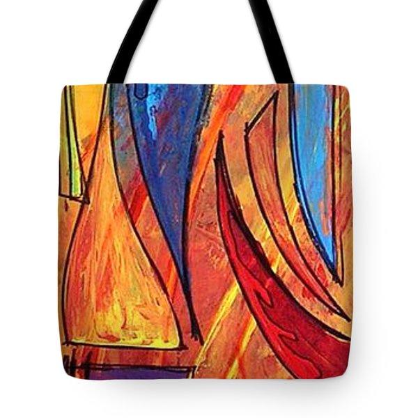 Forza Tote Bag by Marcello Cicchini