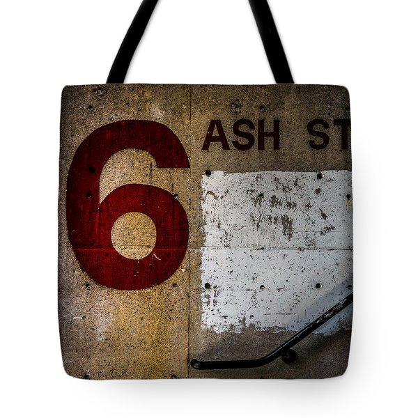 Foundation Number Nineteen Tote Bag by Bob Orsillo