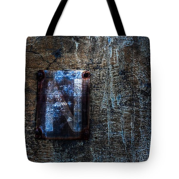 Foundation Number Sixteen North Tote Bag by Bob Orsillo