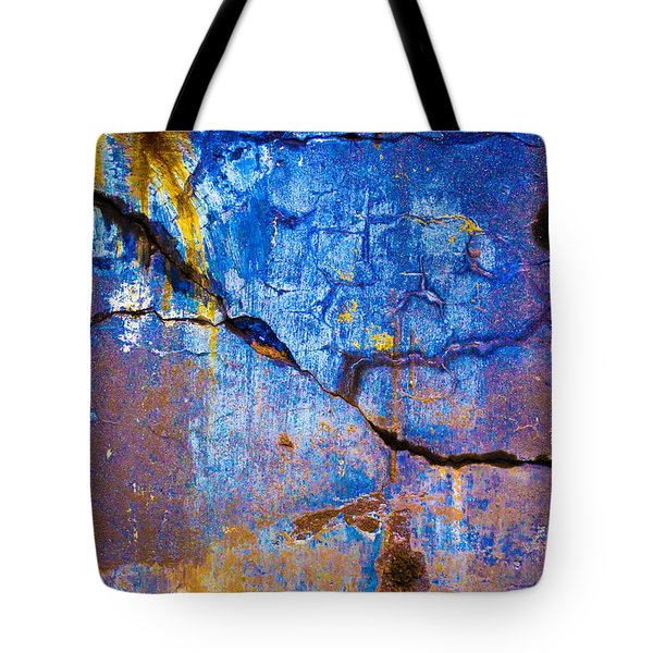 Foundation Number Thirteen Tote Bag by Bob Orsillo