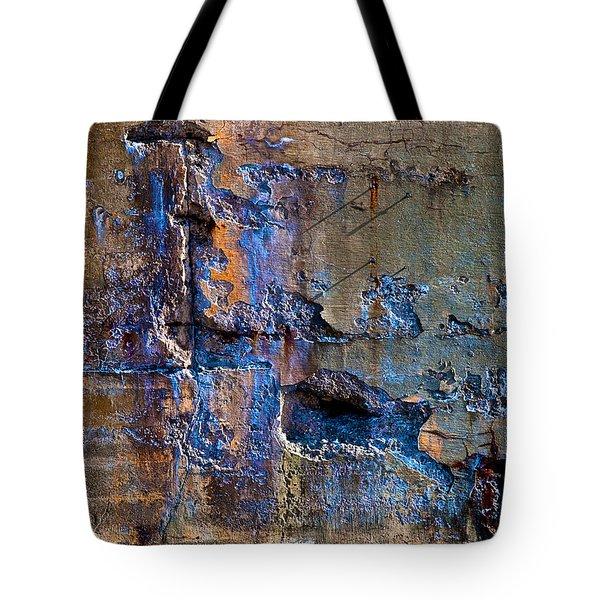 Foundation Seven Tote Bag by Bob Orsillo