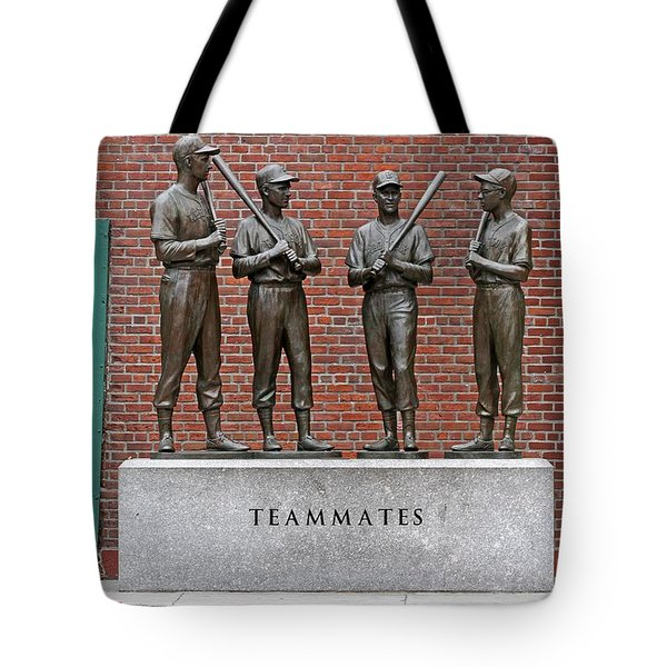 Four Legends Tote Bag by Juergen Roth