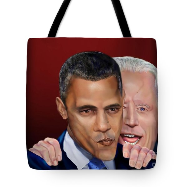 Four More Baby Tote Bag by Reggie Duffie