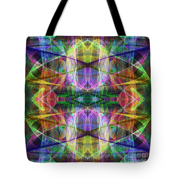 Fourth Dimension Ap130511-22-2b Tote Bag by Wingsdomain Art and Photography
