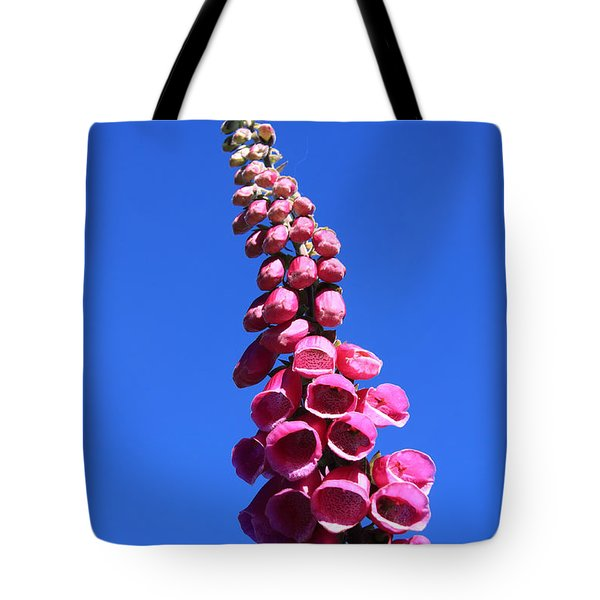 Foxglove  Tote Bag by Aidan Moran